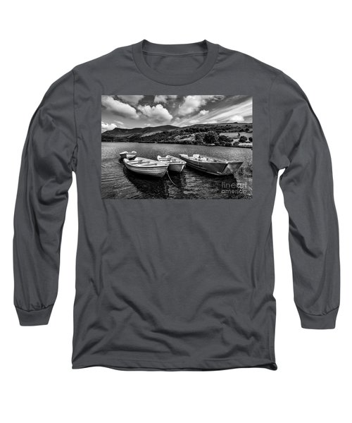 Nantlle Uchaf Boats Long Sleeve T-Shirt