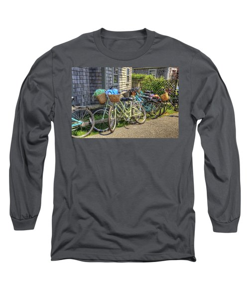 Nantucket Bikes Long Sleeve T-Shirt