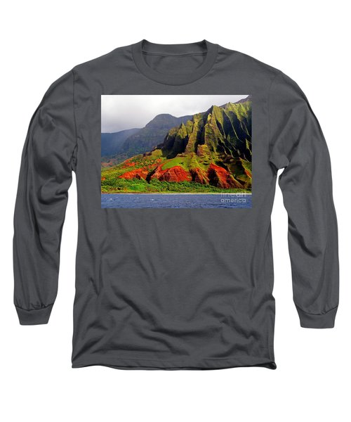 Napali Coast II Long Sleeve T-Shirt