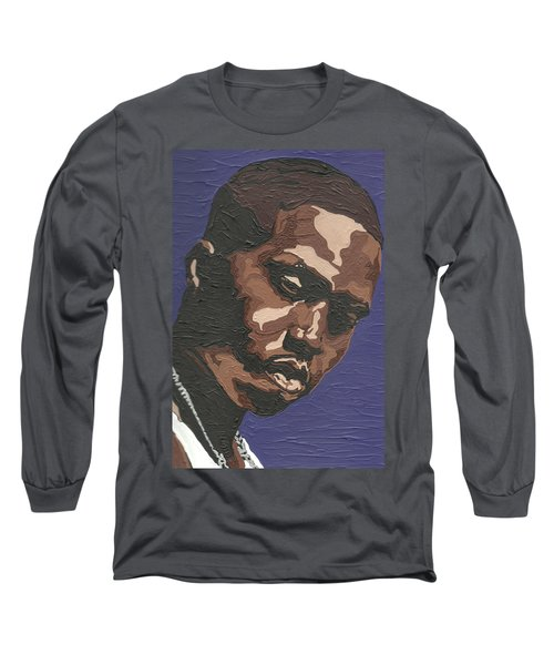 Nas Long Sleeve T-Shirt
