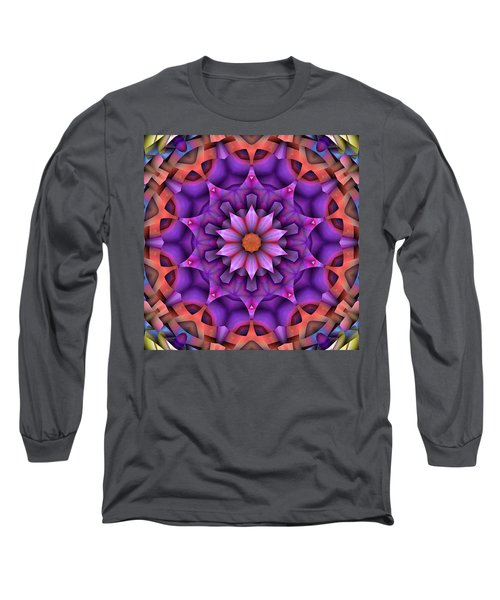 Natural Attributes 15 Square Long Sleeve T-Shirt