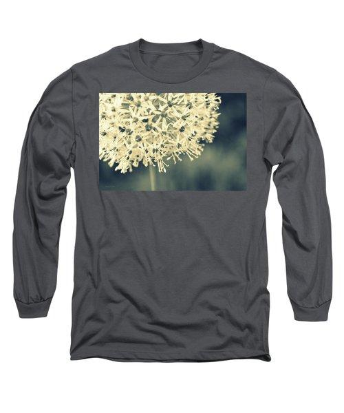 Nature's Popcorn Ball Long Sleeve T-Shirt