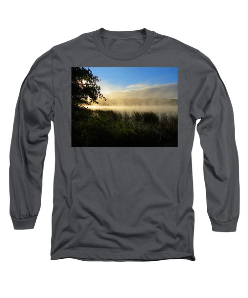 Long Sleeve T-Shirt featuring the photograph Nature's Way by Dianne Cowen
