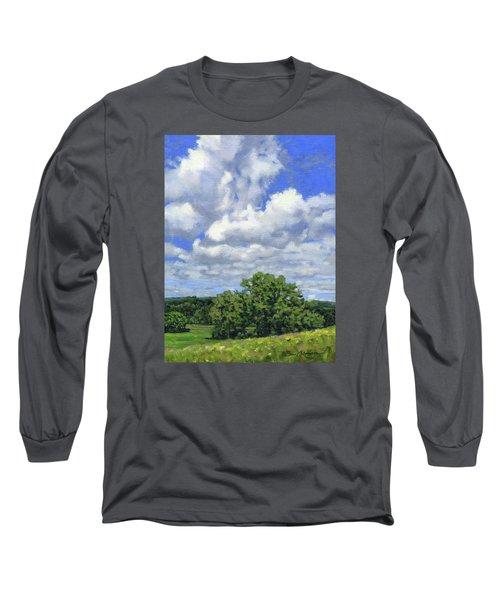 Nearly September Long Sleeve T-Shirt by Bruce Morrison