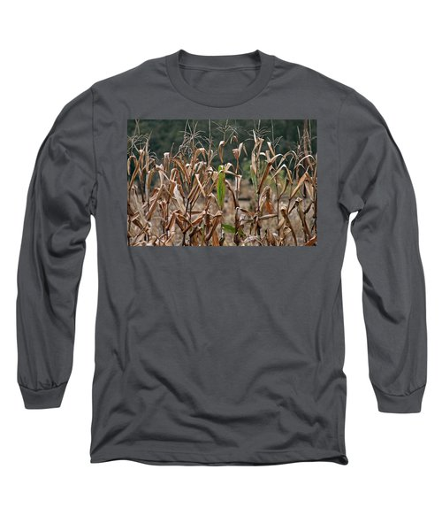 Neball Corn Field Long Sleeve T-Shirt