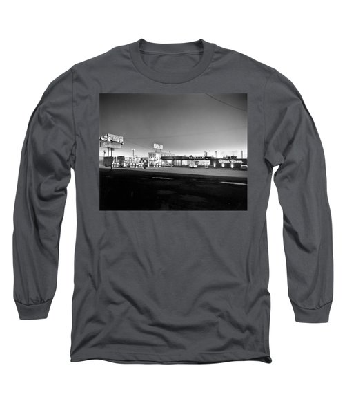 New Breed Of Truck Stop Long Sleeve T-Shirt