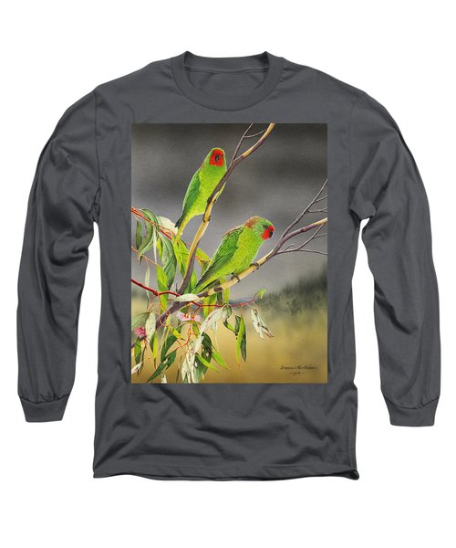 New Life - Little Lorikeets Long Sleeve T-Shirt