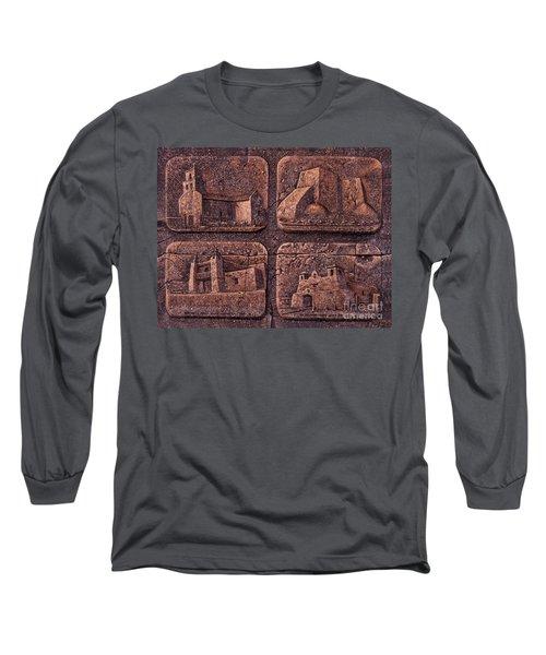 New Mexico Churches Long Sleeve T-Shirt
