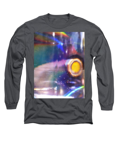 Long Sleeve T-Shirt featuring the photograph New World by Martin Howard