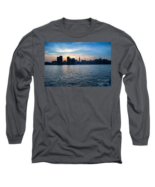 New York New York Long Sleeve T-Shirt