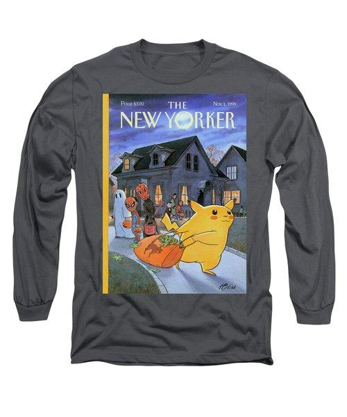 New Yorker November 1st, 1999 Long Sleeve T-Shirt