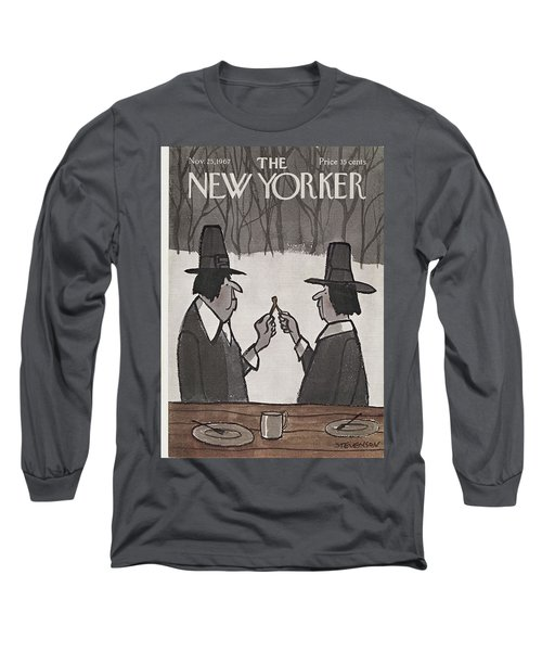 New Yorker November 25th, 1967 Long Sleeve T-Shirt