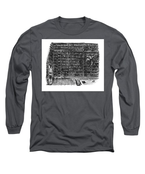 New Yorker October 10th, 1994 Long Sleeve T-Shirt