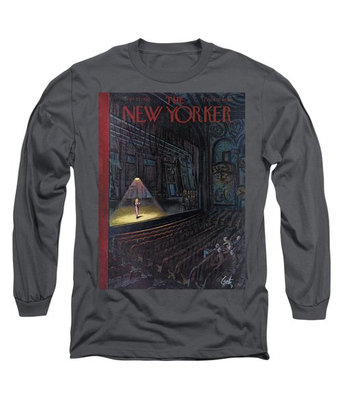 New Yorker September 23rd, 1950 Long Sleeve T-Shirt