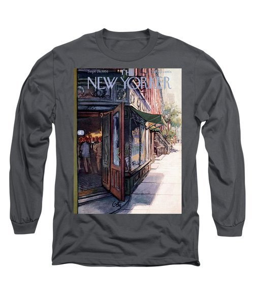 New Yorker September 29th, 1956 Long Sleeve T-Shirt