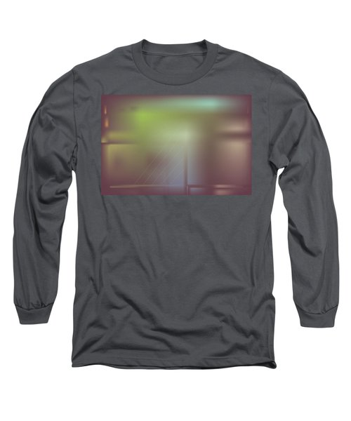 Night Bridge Long Sleeve T-Shirt