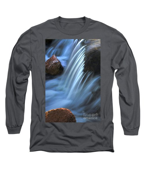 Night Falls Long Sleeve T-Shirt by Deb Halloran