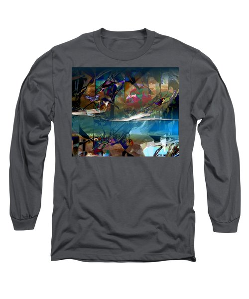 Nightingale Long Sleeve T-Shirt