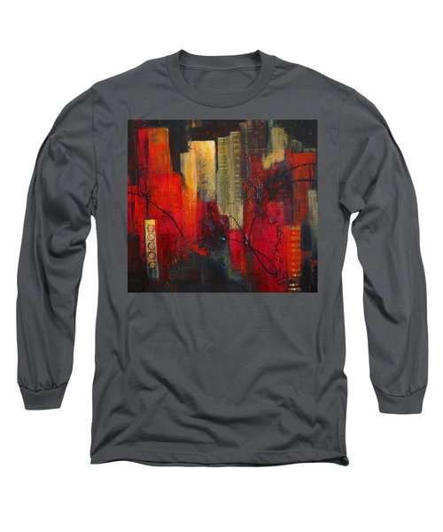 Nightscape Long Sleeve T-Shirt