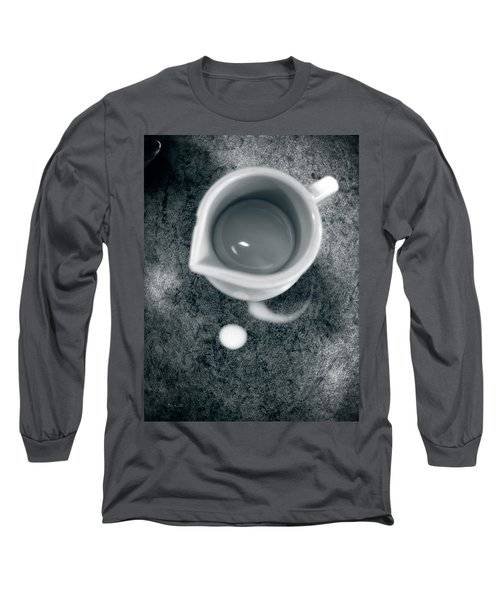 No Cream For My Coffee Long Sleeve T-Shirt