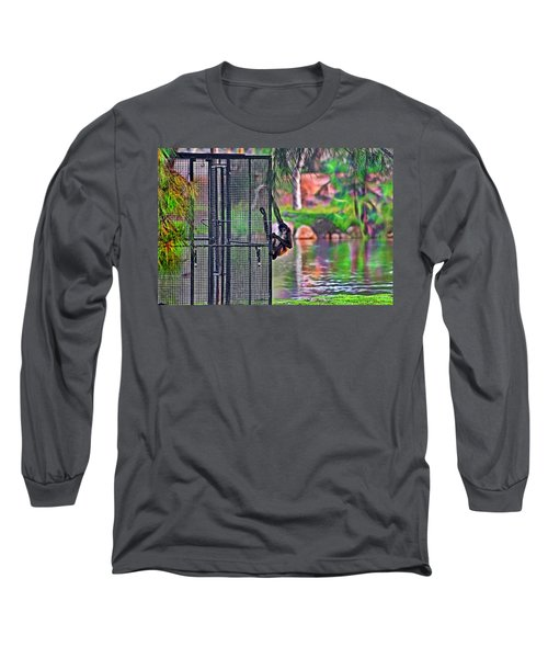 No Prison For Me  Long Sleeve T-Shirt