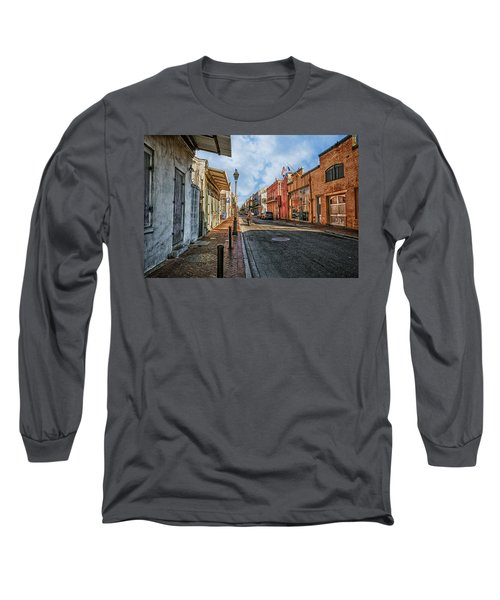 Nola French Quarter Long Sleeve T-Shirt