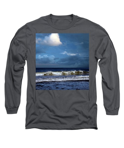 Nor'easter Blowin' In Long Sleeve T-Shirt