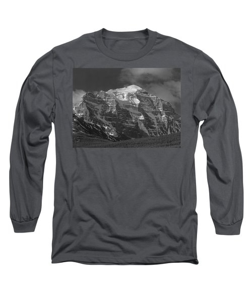 203553-north Face Mt. Temple Bw Long Sleeve T-Shirt