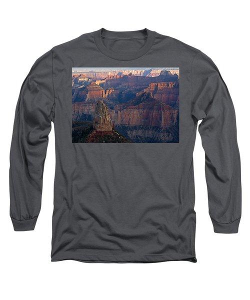 North Rim Sunset Long Sleeve T-Shirt