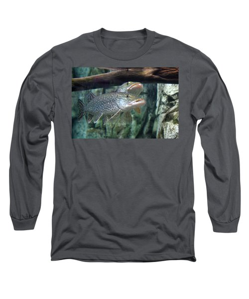 Northern Pike Long Sleeve T-Shirt