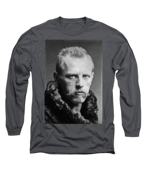Norwegian Fridtjof Nansen Long Sleeve T-Shirt