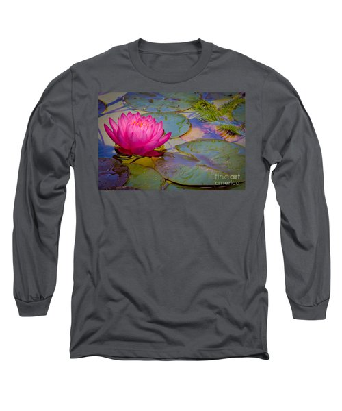 Nymphaeaceae Long Sleeve T-Shirt