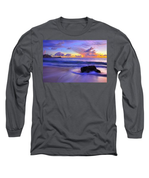 Oahu Sunrise Long Sleeve T-Shirt