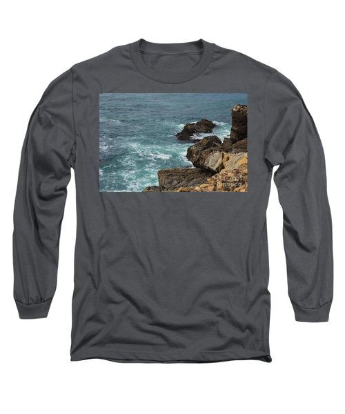 Ocean Below Long Sleeve T-Shirt