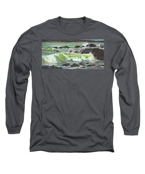 Ocean Emotion Lajolla Cove Long Sleeve T-Shirt