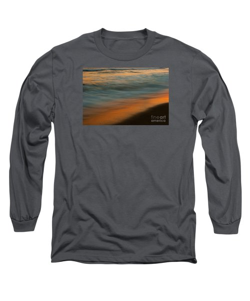 Wave Impressions  Long Sleeve T-Shirt