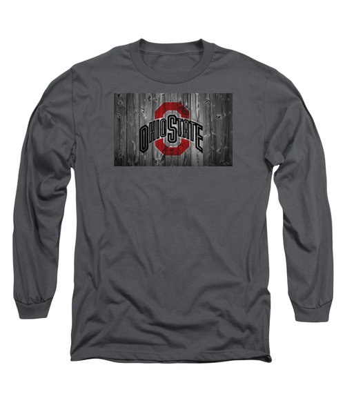 Ohio State University Long Sleeve T-Shirt by Dan Sproul