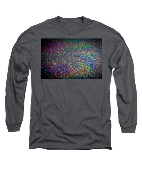 Oil Rainbow Long Sleeve T-Shirt
