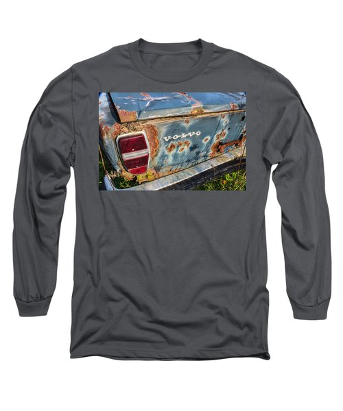 Old Aged Long Sleeve T-Shirt