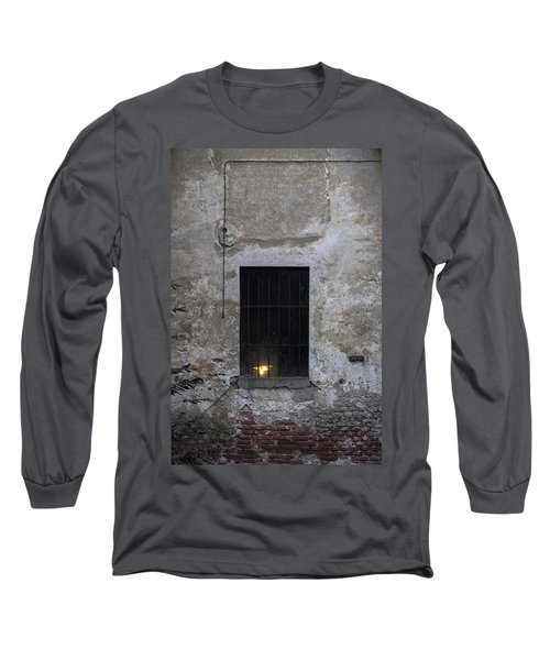Old But Full Of Life Long Sleeve T-Shirt