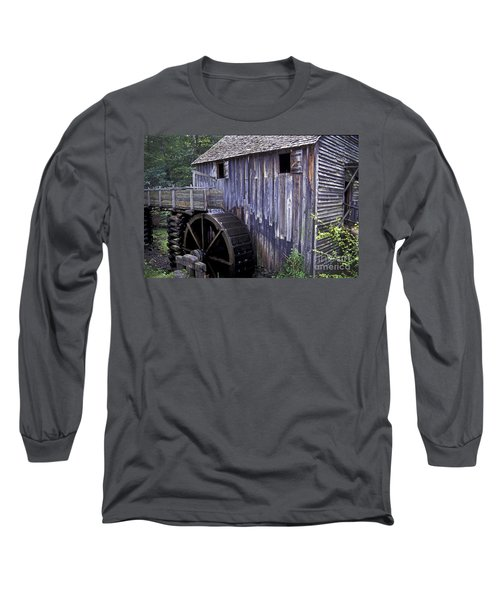 Old Cades Cove Mill Long Sleeve T-Shirt