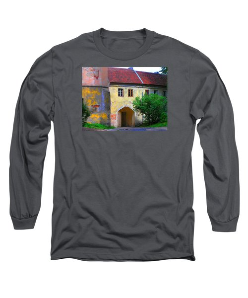 Old City Long Sleeve T-Shirt by Oleg Zavarzin