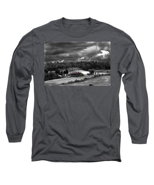 Old Farm Long Sleeve T-Shirt