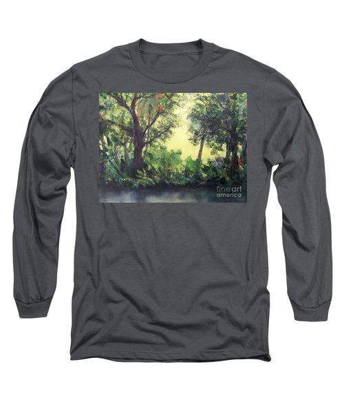 Old Florida 2 Long Sleeve T-Shirt