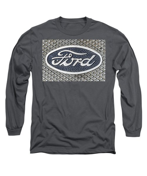 Old Ford Symbol Long Sleeve T-Shirt