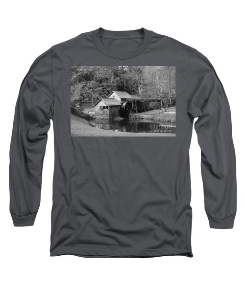 Virginia's Old Mill Long Sleeve T-Shirt by Eric Liller
