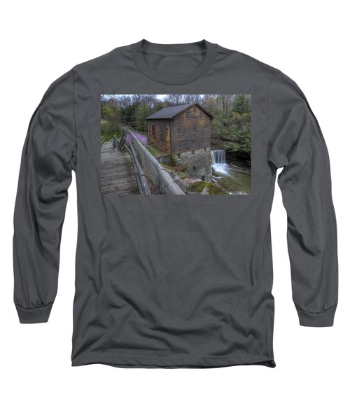 Old Mill Of Idora Park Long Sleeve T-Shirt