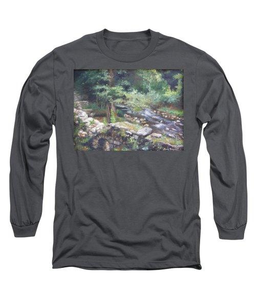 Old Mill Steam II Long Sleeve T-Shirt