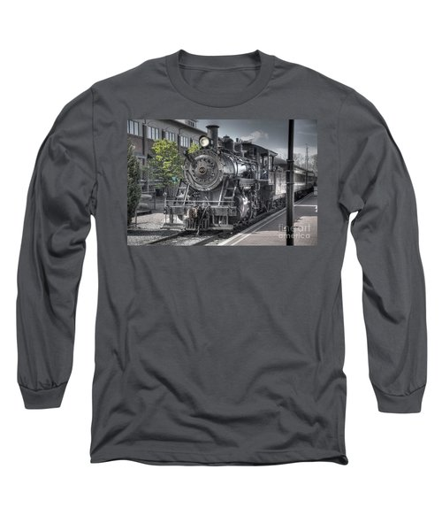Old Number 40 Long Sleeve T-Shirt