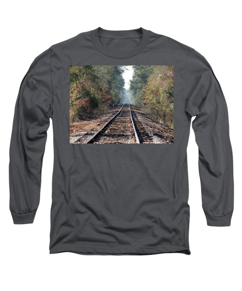 Old Southern Tracks Long Sleeve T-Shirt